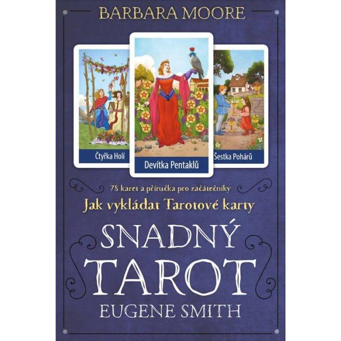 Snadny Tarot Jak Vykladat Tarotove Karty 78 Kariet S Knihou